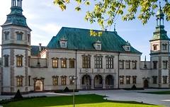 Kielce... The Palace of the Kraków Bishops