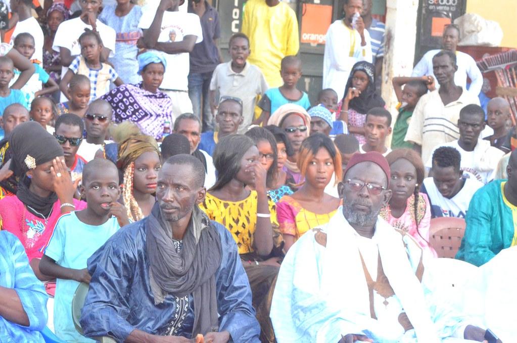 Meeting CAP2M à Thilogne, Ibrahima Agne, Oumar Mamadou Dème, APR Matam, Almamy Bocoum à Thilogne (5)