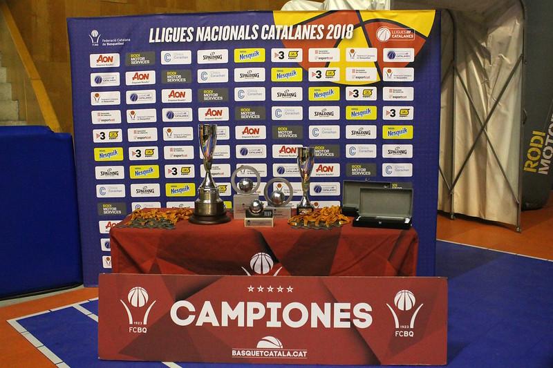 Final Lliga Catalana Femenina 2018