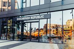Endorphin Republic – nová obří sportovní prodejna v Praze