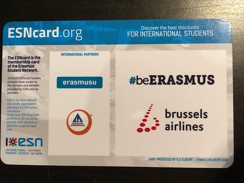 ESN: la red de estudiantes Erasmus