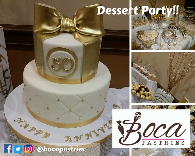 Cake by Boca Pastries