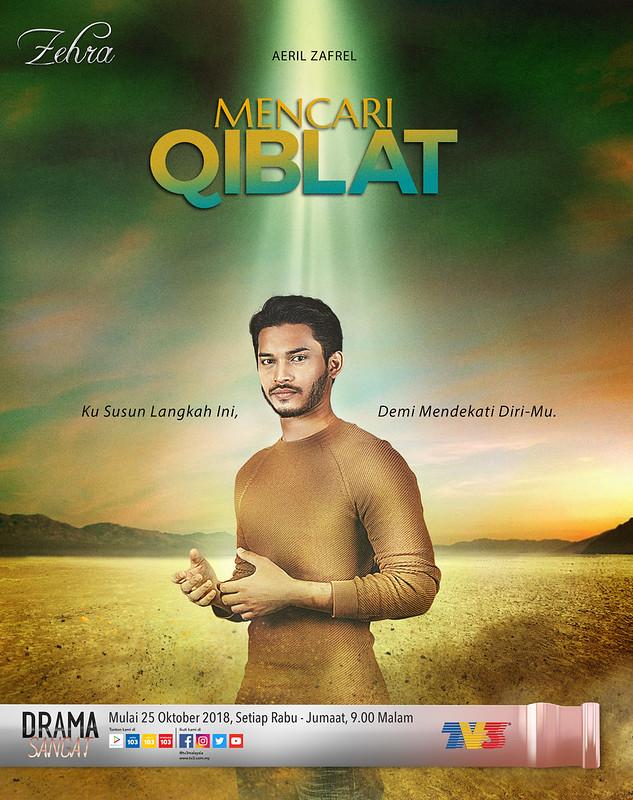 Drama Mencari Qiblat