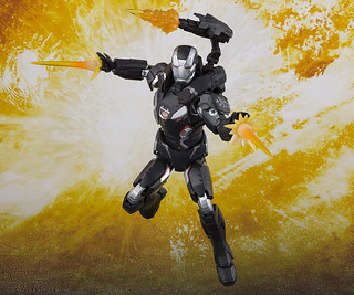 S.H.Figuarts War Machine Mark IV
