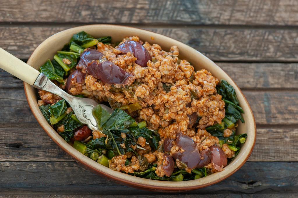 Quick Pig & Olive Ragu-2