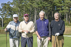 2018-10-19 Golf - Team Knowles Lawrence Knowles John Bracken Bukk Carleton John Finney