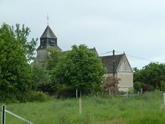 Henu, église Saint-Nicolas  (2) - Photo of Bailleulval