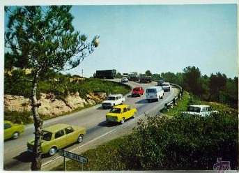 Postal Sant Esteve de l'Ordal Postals Digasa Cerber 1972