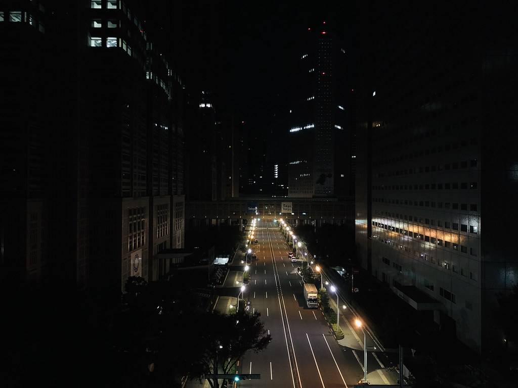 Night in Shinjyuku