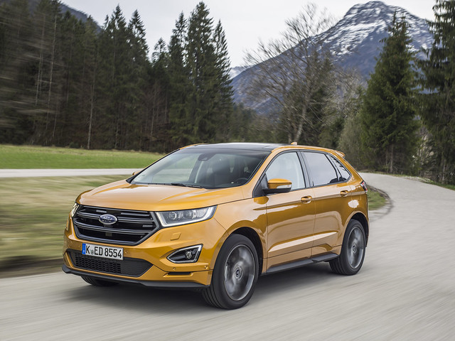 Comprar Ford Edge