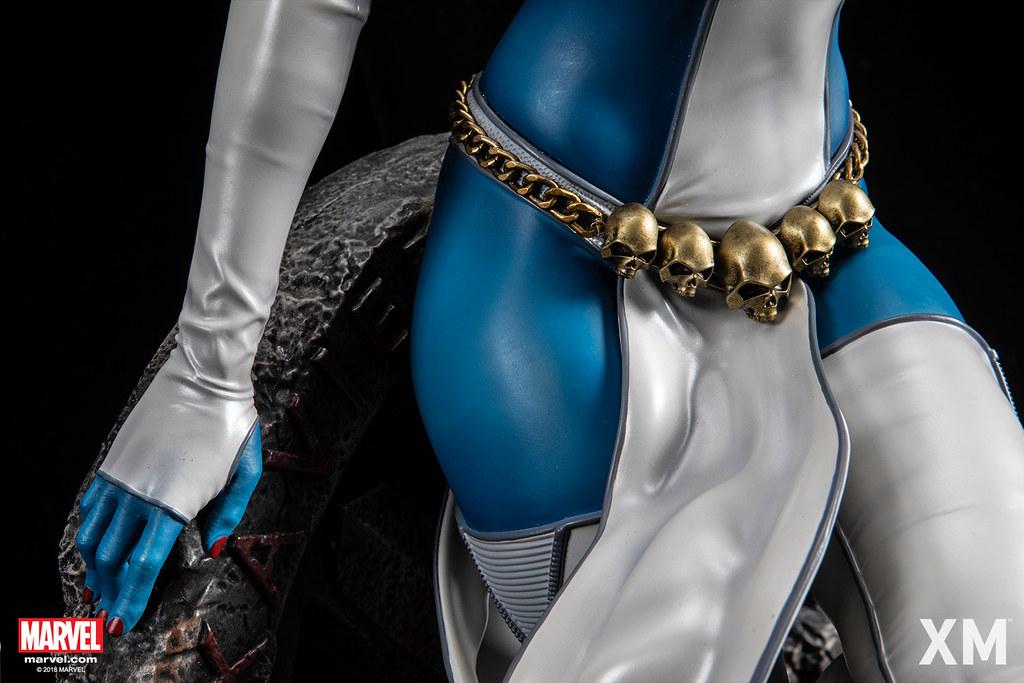 XM Studios Premium Collectibles 系列 Marvel【魔形女】Mystique 1/4 比例全身雕像作品
