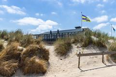 Strandhuis op Ameland