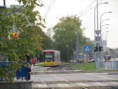 """Pesa 128N """"Jazz-Duo"""", #3603, Tramwaje Warszawskie"""