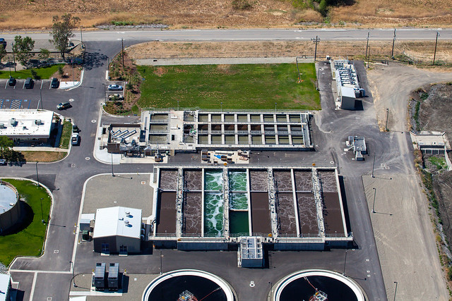 Wastewater Treatment Plant Upgrade Project