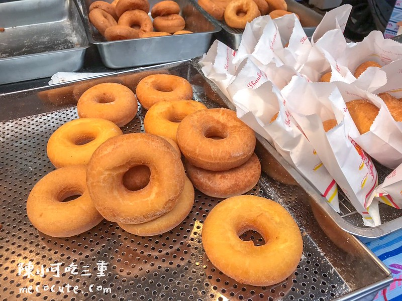 原住民小米甜甜圈-米沙路娃娃,小米甜甜圈,屏東霧台的原住民小米甜甜圈,排隊甜甜圈 @陳小可的吃喝玩樂