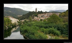 Le Village d'Olargues- Hérault- France