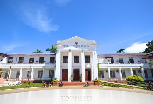 masbate itinerary diy provincial capitol building