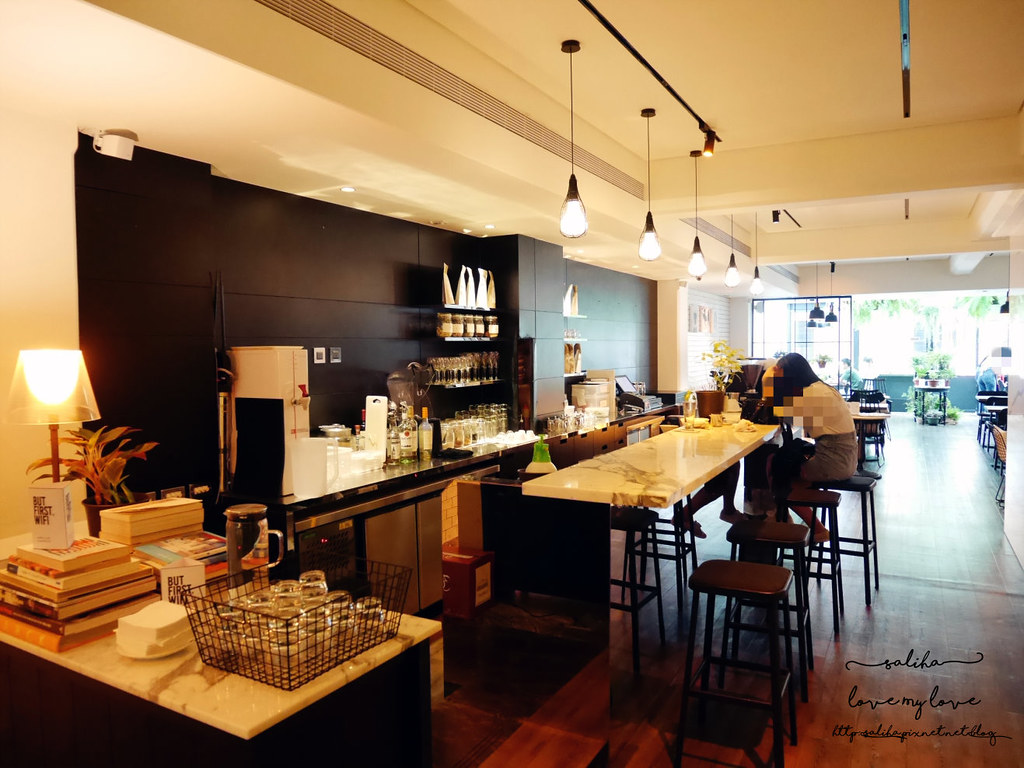 台北永康街咖啡館咖啡廳下午茶推薦ANGEL CAFE (5)