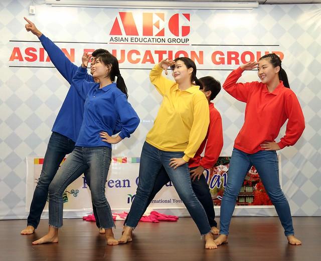 Korean Delegation's Cultural Exchange Program with ABS