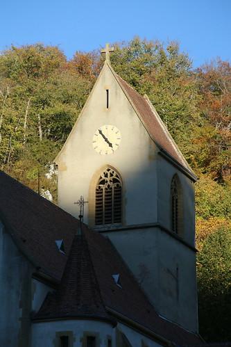 Ferrette Eglise