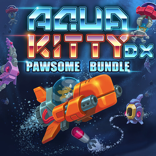 AQUA KITTY DX – PAWSOME BUNDLE