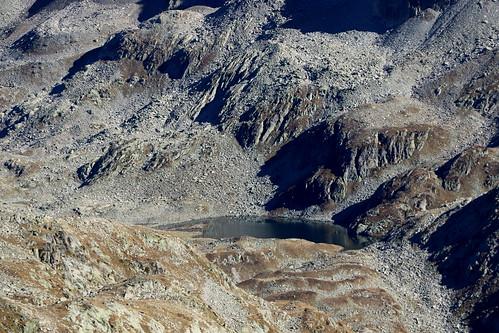 Les nombreux lacs des 7 Laux