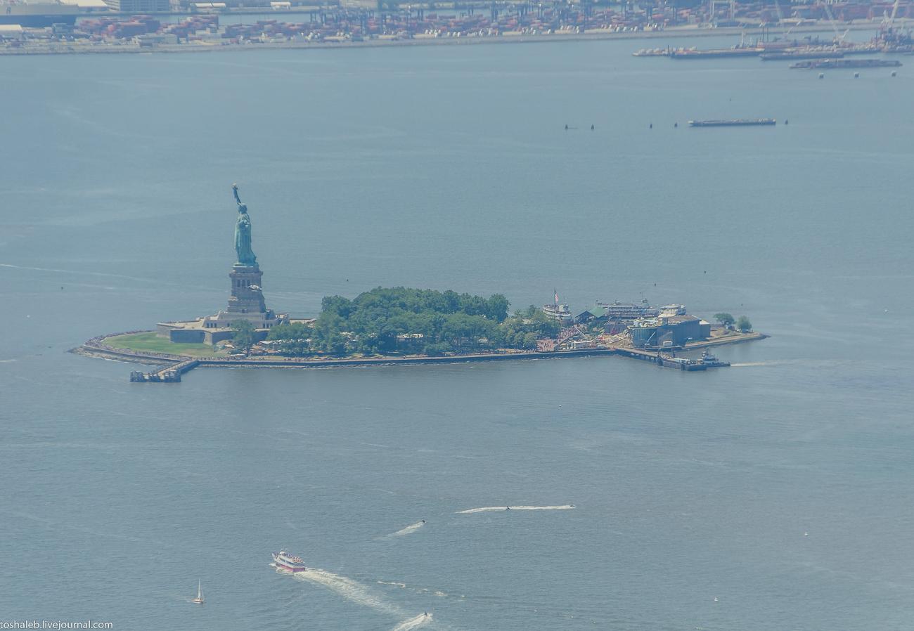 Нью-Йорк_обсерватория One World-58