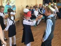 Отчет о проведении Праздника Осени в начальных классах