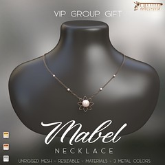 New VIP Group Gift