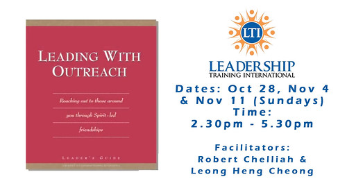 leading with outreach