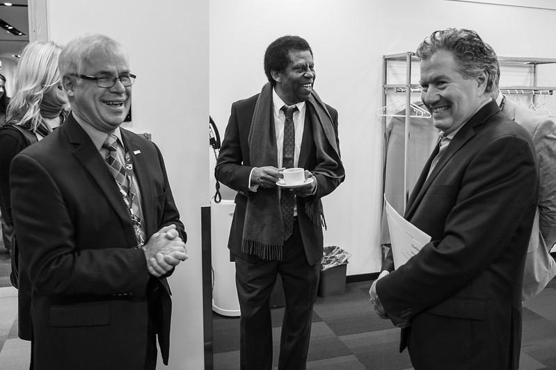 Dany Laferrière : Président d'honneur du 50e de l'OFQJ