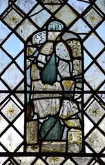 fragments: a female saint