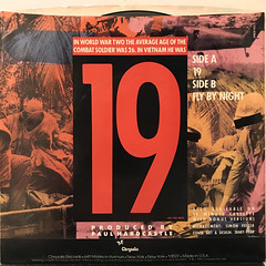 PAUL HARDCASTLE:19(JACKET B)