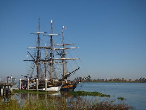 2018-10-20 - Tall Ships @ Antioch Marina Plaza