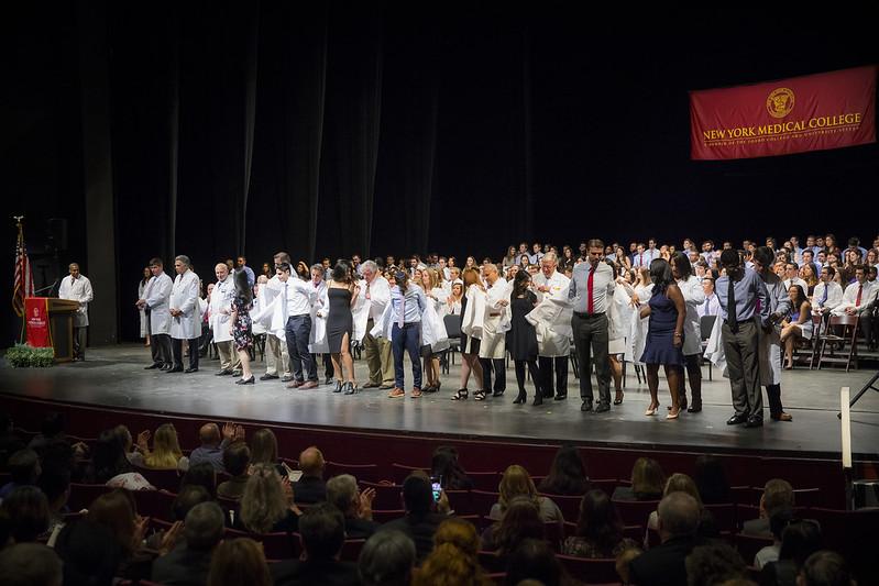 SOM Class of 2022 White Coat Ceremony
