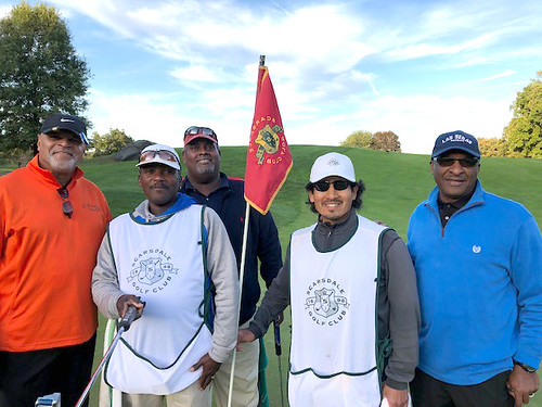 Scarsdale Golf Club with the Jamaica YMCA Golf Outing Oct. 2018