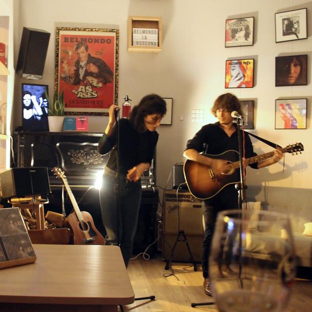 WILLIE & WINNIE - BAR BELMONDO · LA BUSCONA · 13.10.18 #StillOpen