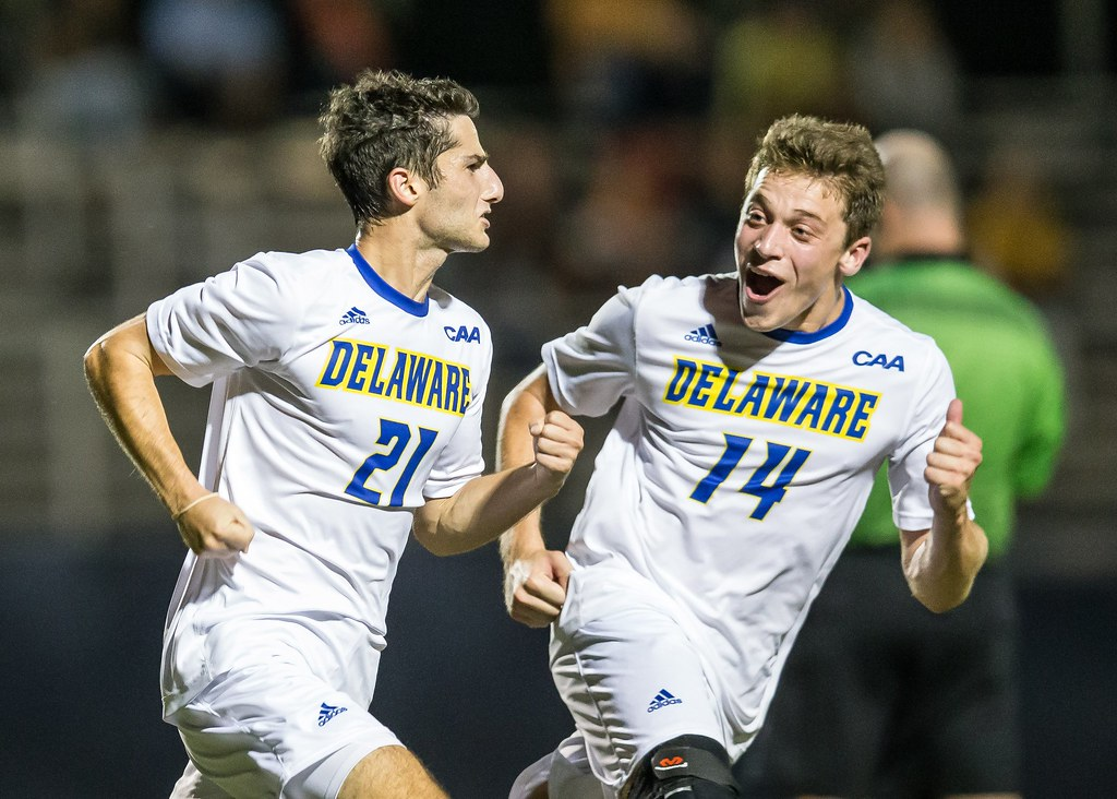 Blue Hens have fighting chance in CAA men's soccer tournament