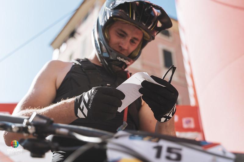 EWS#8 Finale Ligure - Challenger Race