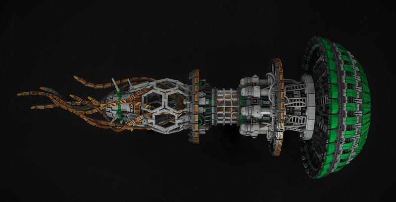 Astronave LEGO - Pleurotus Flight - Poster Shot