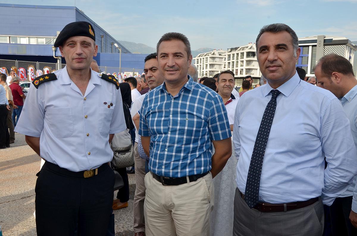 Serkan Akbaba, Hüseyin Er, Mustafa Harputlu