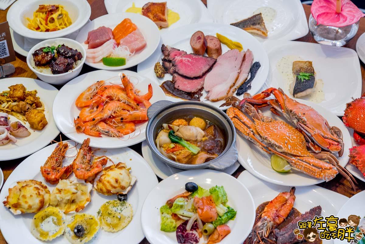 高雄國賓 i river愛河牛排海鮮自助餐廳2018-98