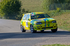 VW Golf - Photo of Eschwiller