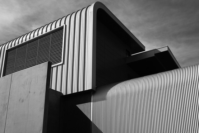 Building abstraction, Fujifilm X-H1, XF23mmF1.4 R