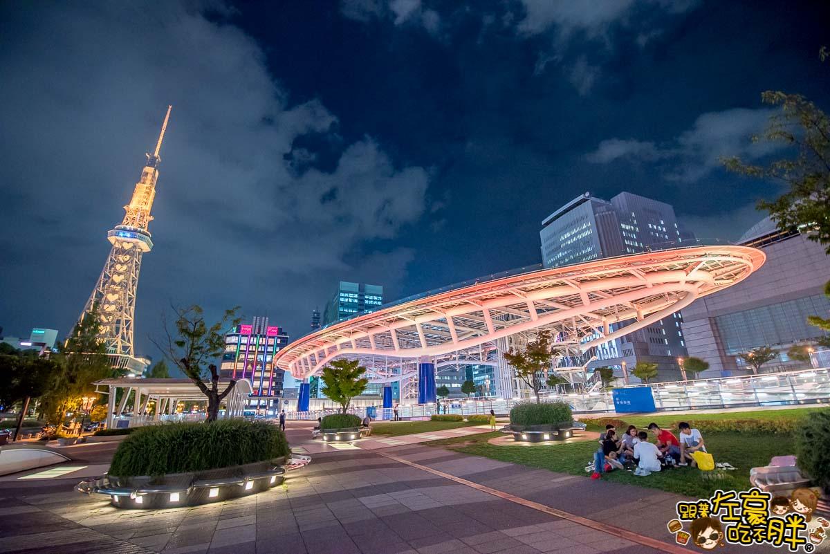 名古屋自由行-名古屋電視塔+宇宙船綠洲21-21
