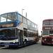 Stagecoach 18156 PX04DPV Wirral Bus & Tram show, Birkenhead 7 October 2018