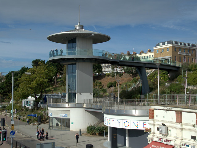 Pier Hill Observation Tower, Southend-on-Sea - 4
