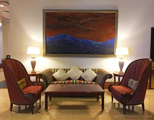 Ajman Hotel Lobby 5