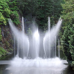 30/10/2018 - PDI. League 2. Open. Ross Fountain, Butchart Gardens, Victoria by Elaine Robinson