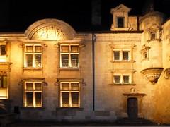 Bourges Nuits Lumières , musée des Arts décoratifs (1)